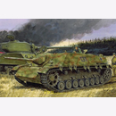 Jagdpanzer IV L/48 July 1944 Production w/Zimmerit Dragon...