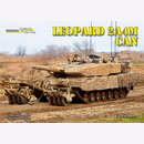 Leopard 2A4M CAN - Tankograd in Detail Fast Track 17
