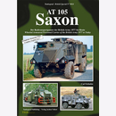 AT 105 Saxon - Der Radtransportpanzer der British Army...