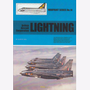 British Aircraft Corporation Lightning, Warpaint Nr. 14 -...