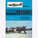 Boulton Paul Defiant, Warpaint Nr. 42 - Alan W Hall