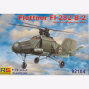 Flettner Fl 282 B-2, RS Models 92184, 1:72 German WW II...