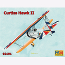 Curtiss Hawk II, RS Models, 1:72, (92191)