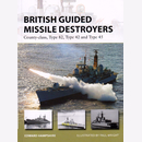 British Guided Missile Destroyers - County-class, Type...