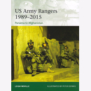 US Army Rangers 1989-2015 Panama to Afghanistan - Osprey...