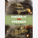 Panzer IV vs Sherman - France 1944 (Duel Nr. 70) - Steven...