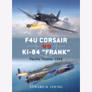 F4U Corsair vs Ki-84 Frank - Pacific Theater 1945 (Duel...