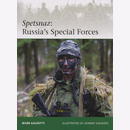 Spetsnaz: Russias Special Forces - Osprey Elite 206 -...