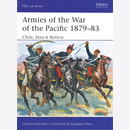 Armies of the War of the Pacific 1879-83 Chile, Peru &...