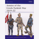 Armies of the Greek-Turkish War 1919-22 (Men-at-Arms 501)...