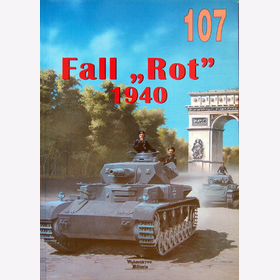 Wydawnictwo Militaria No 107 - Solarz - Fall Rot 1940