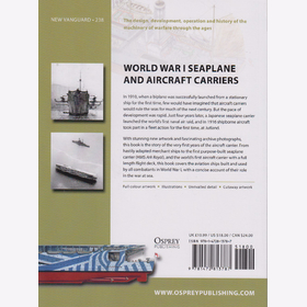 World War I Seaplane and Aircraft Carriers (Osprey NVG Nr. 238)