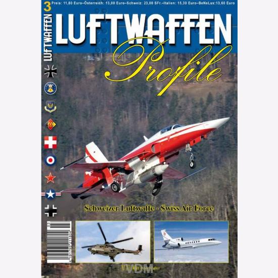 Die französische Luftwaffe Armée de l/'Air//French Airforce Luftwaffen Profile 4