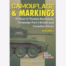 Healy / Camouflage & Markings Volume 2 Armour in Theatre...