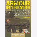Healy / Armour in Theatre Vol 3- Camouflage & Markings...
