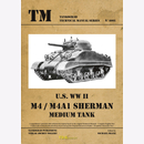 U.S. WW II M4 / M4A1 Sherman Medium Tank - Tankograd...