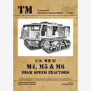 U.S. WW II M4, M5 & M6 High Speed Tractors- Tankograd...