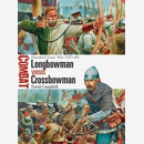 Campbell: Longbowman vs Crossbowman -  Hundred Years War...
