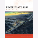 Konstam / Bryan: River Plate 1939 The sinking of the Graf...