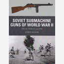 Soviet Submachine Guns World War II - Chris McNab