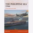 Stille / Laurier: The Philippine Sea 1944 - The last...