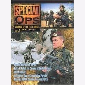 Special Ops - Journal of the Elite Forces & SWAT Units, Vol. 31