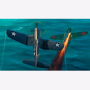 F4U-1 Corsair späte Version / late Version 1:48 Hobby...