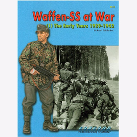 Waffen-SS at War (1) - The Early Years 1939-1942 (6514)