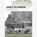 Zaloga: Early US Armor Armored Cars 1915-40
