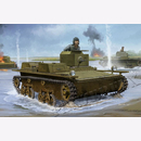 Soviet T-38 Amphibious Light Tank 1:35 Hobby Boss 83865