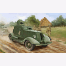 Soviet BA-20 Armored Car Mod.1937 1:35 Hobby Boss 83882