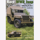 Askew Rare WW2 Jeep Photo Archive Willys T-28 Half-Track...