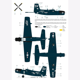 SPECIAL HOBBY 48194 AF-3S Guardian MAD Boom Grumman 1:48