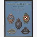 Imperial German Flight Badges Vol. 1 - Army Aviation &...