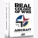 Kiroff Real Colors of WW2 Aircraft Modellbau Farben...