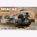 M1A1/A2 Abrams Main Battle Tank w/ Full Interior Rye...