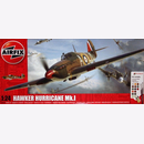 Hawker Hurricane Mk.I Airfix A50167 1:24 WW2 Royal Air...