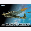Me323 D-1 Gigant German Military Transport Aircraft GWH...