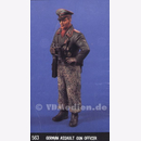 German Assault Gun Officer Verlinden Super Scale 120mm...