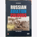 Khairulin Russian Aviation Colours 1909-1922 Camouflage...