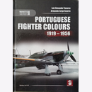 Armando Tavares Portuguese Fighter Colours 1919 - 1956...