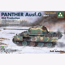 Panther Ausf. G Mid Production w/ Steel Wheels Full...