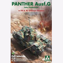 Panther Ausf. G Late Production w/IR Air Defense Armour...