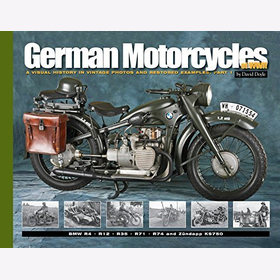 Doyle German Motorcycles. A visual history in vintage photos and restored examples, Part 1