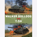 McNab Walker Bulldog vs T-54. Laos and Vietnam 1971-75...
