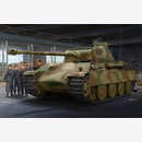 German Sd.Kfz.171 Panther Ausf.G- Late Version Trumpeter...