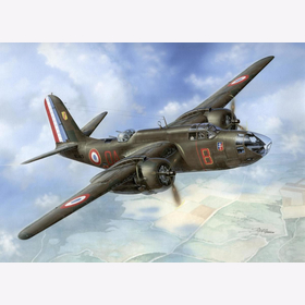 Boston Mk.IV/V ´The Last Version in RAF and Free French Service´ Special Hobby 72413 1:72