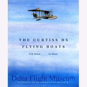 Molson Shortt The Curtiss HS Flying Boats