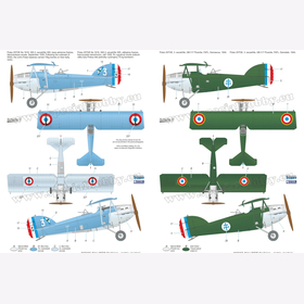 Potez 25TOE For France - anytime, anywhere  Special Hobby 72407 1:72