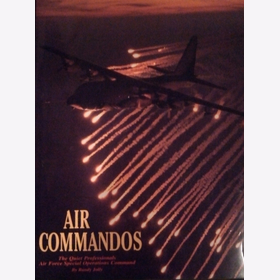 Jolly Air Commandos The Quiet Professionals Air Force Special Command Bildband